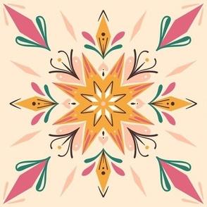 Ornamental stars