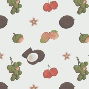 Tropical Stone Fruits