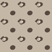 Coconuts! Coconuts! Pattern