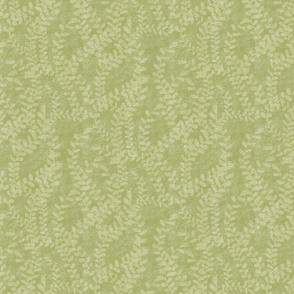 Seaweed on Green- Small Print