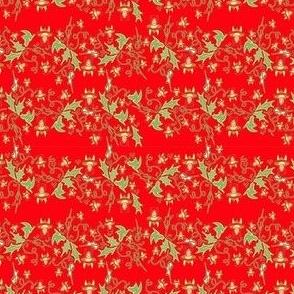 Donkey-Stripes-Holiday-red