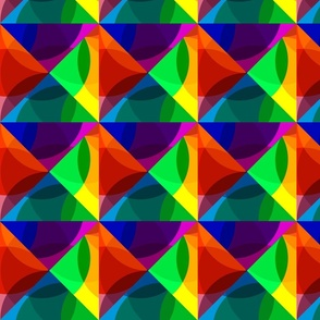 geometry colorful