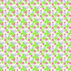 60s Blob Flowers