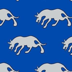 Royal Blue Chupacabra Repeating