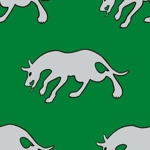 Green Chupacabra Repeating
