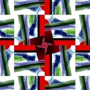 Watercolor Squares