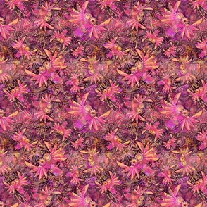 FANTASTIC Owls Pink small