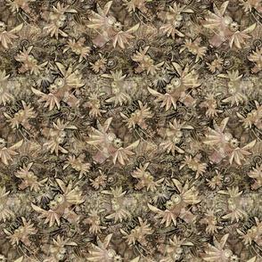 FANTASTIC Owls Sepia small