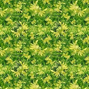 FANTASTIC Owls green small