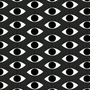 Spooky Eye Grey