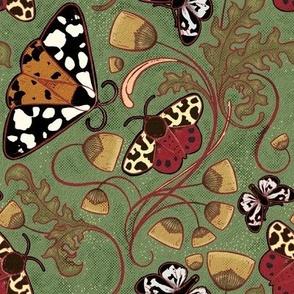 Tiger Moth Nouveau