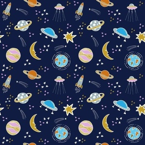Outer Space Small