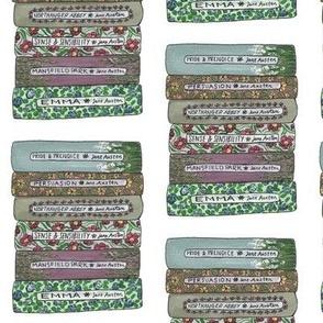 Jane Austen Bookstack
