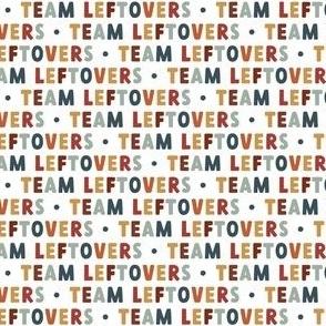 Team Leftovers - multi  - LAD21