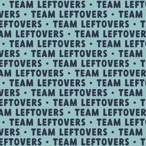 Team Leftovers - blue - LAD21