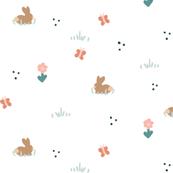 Meadow Rabbits