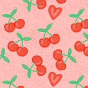 Just Cherries Pink
