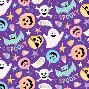 Pastel Halloween Party