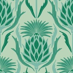 Thistle, Green