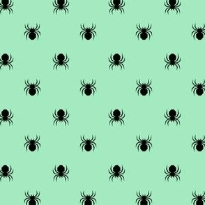 spiders! - mint