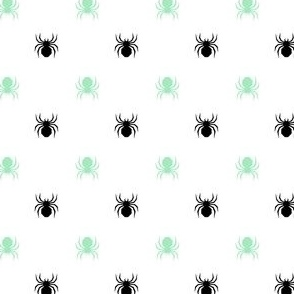 spiders! - ban und mint