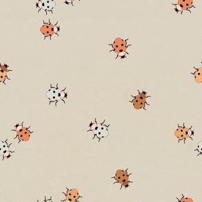 Ladybugs Grey_Iveta Abolina