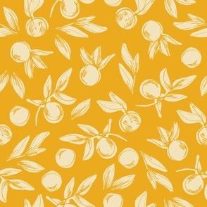 L'orangerie in Gold