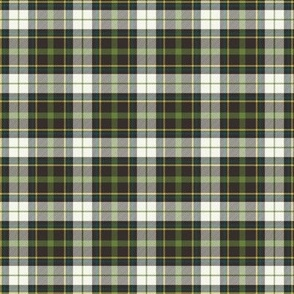 Nature Trail Plaid - Brown Small Scale