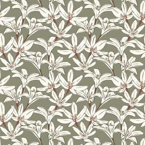Season Blooms - Artichoke Medium - Hufton