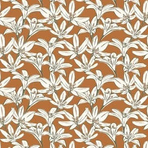 Season Blooms - Bronze Medium - Hufton