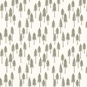 Forest Hill - Light Artichoke Small - Hufton