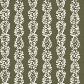 Pine Valley - Small Forest green