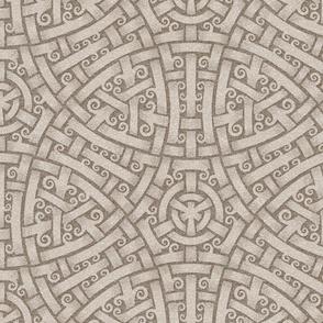 Five Woven Circles