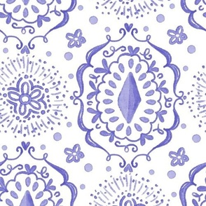 SF ikatwc purple
