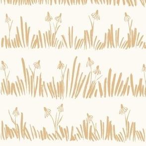 Meadow - WildFlowers - Honey Large - Hufton