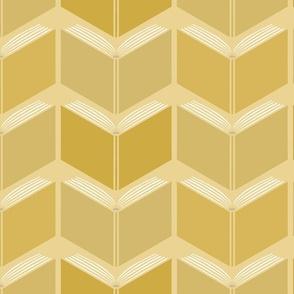 Herringbone Books! in  golds