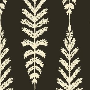 Ferns Jumbo - Black