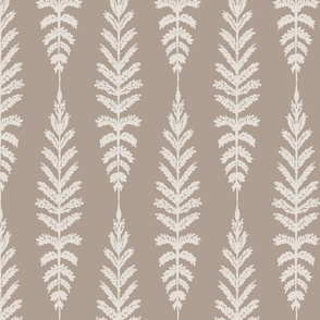 Ferns Taupe