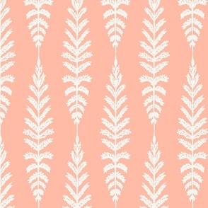 Ferns - Peach