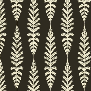 Ferns - Black