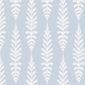 Ferns - Blue