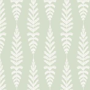 Ferns - Soft Green