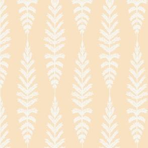 Ferns - Almond