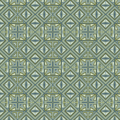 Green and Blue Tiles