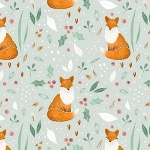 A Winter's Tail - Fox