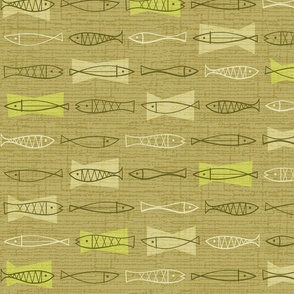 Scandia Fish Olive