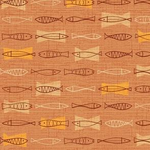 Scandia Fish Salmon Orange