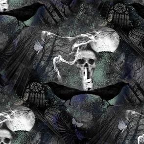 Haunted Forest Phantasmagoria - Large