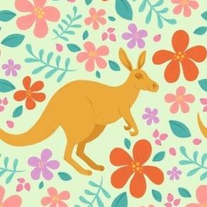 Kangaroo Floral