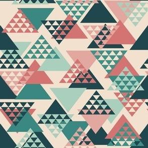 Neutral Geometric/beige background